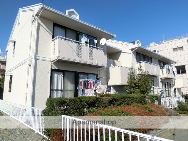 静岡県浜松市東区、天竜川駅徒歩20分の築28年 2階建の賃貸アパート