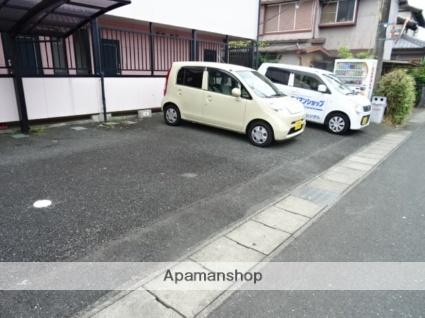 ハーヴェスト[1K/30.03m2]の駐車場