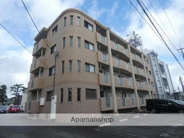 静岡県浜松市中区、浜松駅遠鉄バスバス33分追分上下車後徒歩2分の築10年 4階建の賃貸マンション