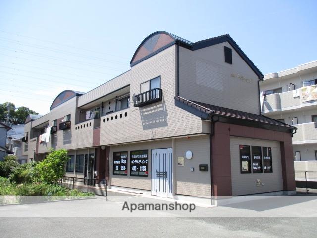 静岡県浜松市中区、浜松駅遠州鉄道バスバス15分上島北下車後徒歩2分の築19年 2階建の賃貸アパート