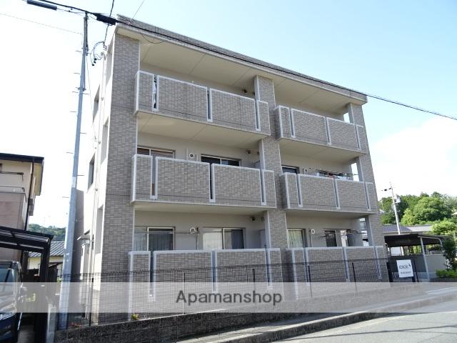 静岡県浜松市天竜区、天竜二俣駅徒歩21分の築11年 3階建の賃貸マンション