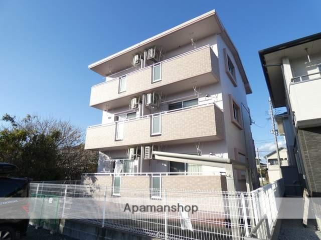 静岡県浜松市東区、天竜川駅徒歩8分の築8年 3階建の賃貸マンション
