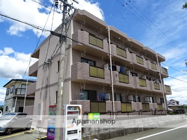 静岡県浜松市北区、浜松駅遠州鉄道バスバス35分三幸町下車後徒歩7分の築21年 3階建の賃貸マンション