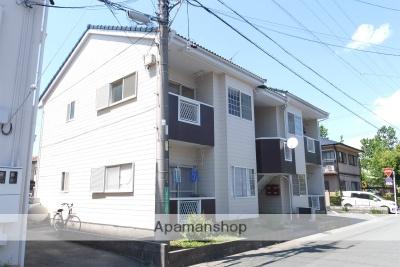 静岡県浜松市中区、浜松駅バス35分高丘町農協下車後徒歩5分の築28年 2階建の賃貸アパート
