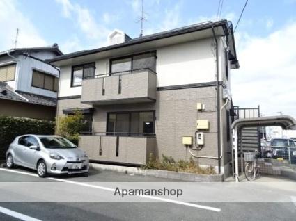 静岡県浜松市東区、天竜川駅徒歩15分の築19年 2階建の賃貸アパート
