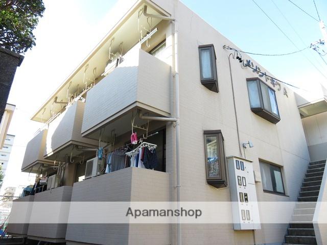 静岡県浜松市中区、浜松駅徒歩11分の築28年 2階建の賃貸マンション