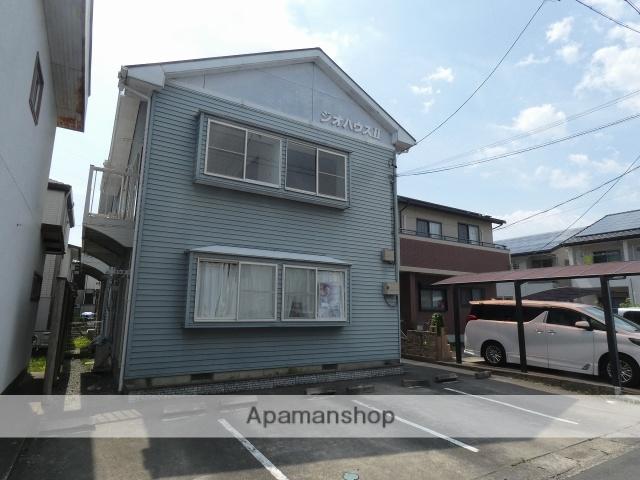 静岡県浜松市中区、浜松駅バス20分早出町下車後徒歩9分の築22年 2階建の賃貸アパート