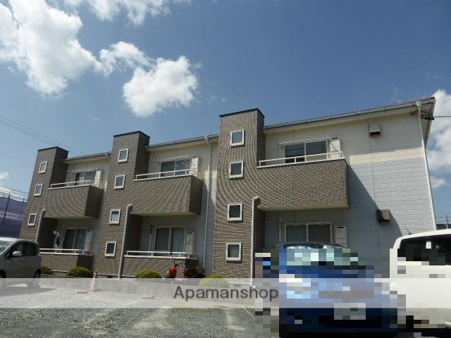 静岡県浜松市中区、浜松駅バス12分常楽寺入口下車後徒歩3分の築16年 2階建の賃貸アパート