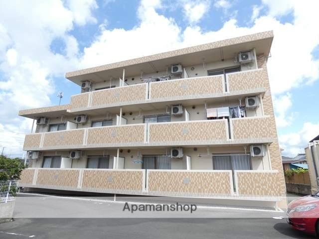 静岡県浜松市浜北区、美薗中央公園駅徒歩22分の築9年 3階建の賃貸マンション