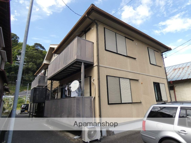 静岡県浜松市天竜区、天竜二俣駅徒歩14分の築13年 2階建の賃貸アパート