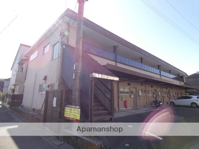 静岡県浜松市東区、天竜川駅徒歩7分の築34年 2階建の賃貸アパート