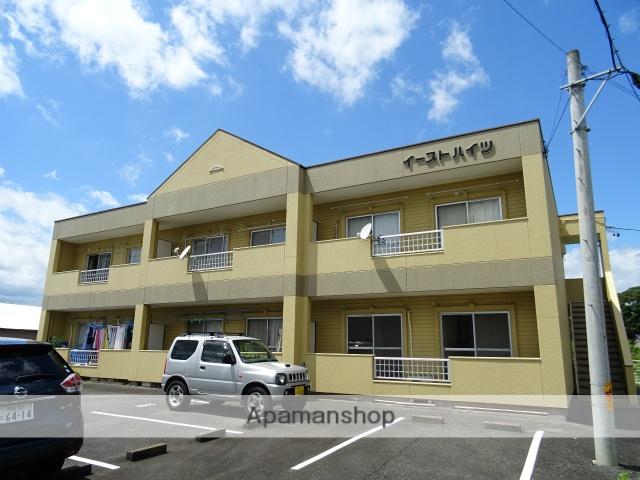 静岡県浜松市北区、都田駅徒歩34分の築24年 2階建の賃貸アパート
