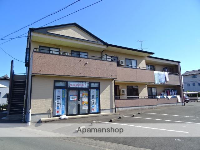 静岡県浜松市東区、積志駅徒歩15分の築16年 2階建の賃貸アパート