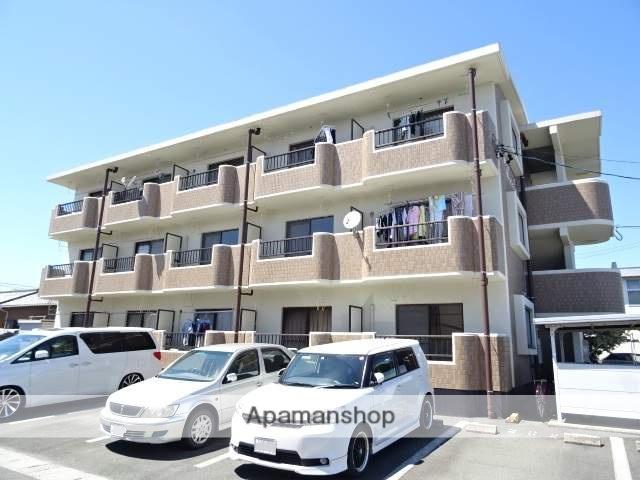 静岡県浜松市東区、天竜川駅徒歩35分の築19年 3階建の賃貸マンション