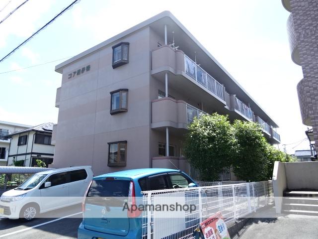 静岡県浜松市中区、浜松駅バス15分根上がり松下車後徒歩5分の築19年 3階建の賃貸マンション
