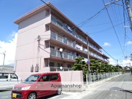 静岡県浜松市東区、天竜川駅徒歩25分の築35年 4階建の賃貸マンション