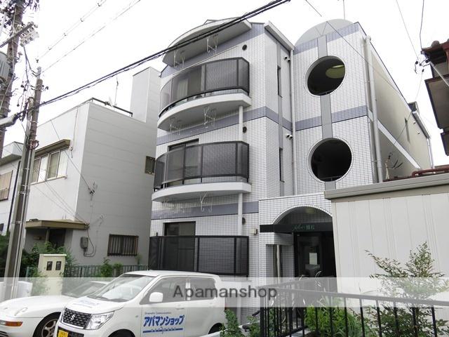 静岡県浜松市東区、天竜川駅徒歩29分の築25年 3階建の賃貸マンション