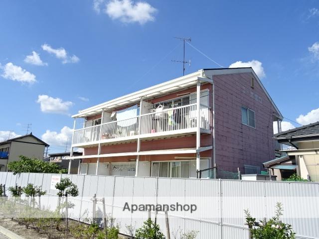 静岡県浜松市浜北区、岩水寺駅徒歩30分の築24年 2階建の賃貸アパート