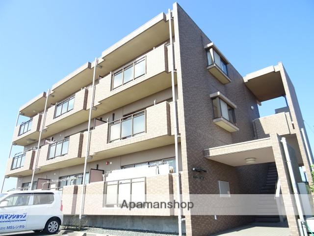 静岡県浜松市北区、宮口駅徒歩41分の築14年 3階建の賃貸マンション