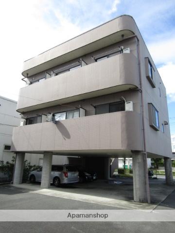 静岡県浜松市中区、浜松駅遠鉄バスバス25分市営グラウンド下車後徒歩6分の築19年 3階建の賃貸マンション