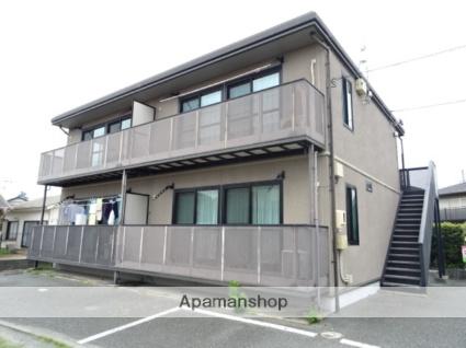 静岡県浜松市東区、浜松駅遠鉄バスバス30分恒武下車後徒歩3分の築15年 2階建の賃貸アパート