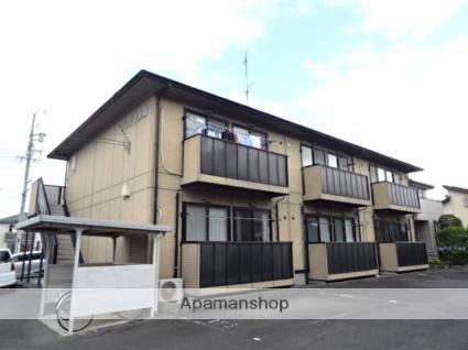 静岡県浜松市浜北区、浜北駅徒歩28分の築16年 2階建の賃貸アパート
