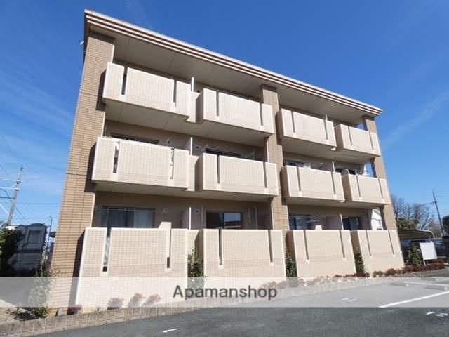 静岡県浜松市浜北区、遠州小松駅徒歩20分の築11年 3階建の賃貸マンション