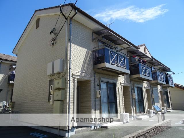 静岡県浜松市浜北区、積志駅徒歩47分の築9年 2階建の賃貸アパート