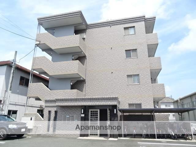 静岡県浜松市東区、天竜川駅徒歩9分の築10年 4階建の賃貸マンション