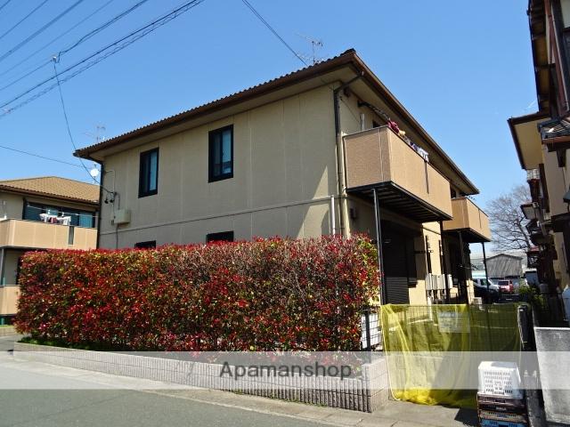 静岡県浜松市東区、天竜川駅徒歩11分の築14年 2階建の賃貸アパート