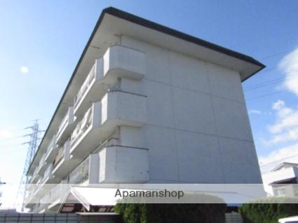 静岡県浜松市中区、浜松駅遠鉄バスバス15分住吉町下車後徒歩2分の築38年 4階建の賃貸マンション