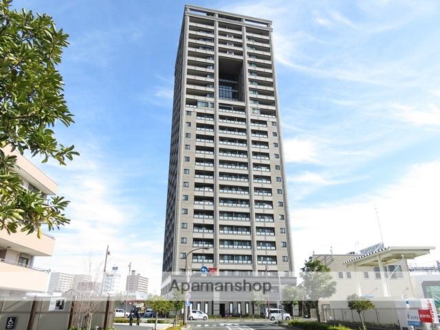 静岡県浜松市中区、浜松駅徒歩10分の築10年 26階建の賃貸マンション