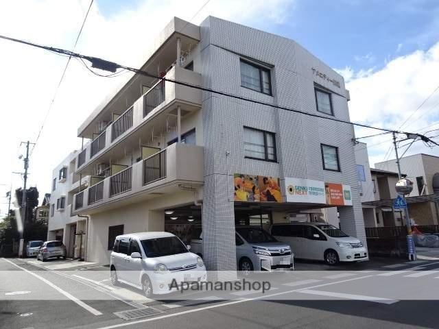 静岡県浜松市浜北区、遠州小松駅徒歩19分の築21年 3階建の賃貸マンション