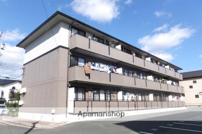 静岡県浜松市東区、浜松駅遠鉄バスバス25分日体高前下車後徒歩5分の築17年 3階建の賃貸アパート
