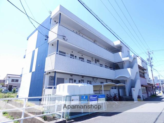 静岡県浜松市中区、浜松駅徒歩9分の築30年 3階建の賃貸マンション