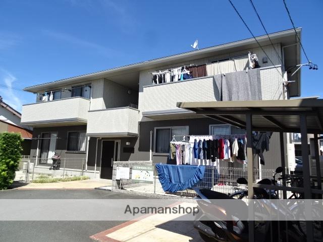 静岡県浜松市東区、天竜川駅徒歩16分の築4年 2階建の賃貸アパート