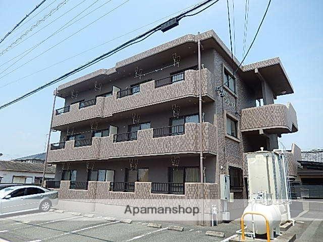 静岡県浜松市西区、浜松駅遠鉄バスバス25分神田原下車後徒歩9分の築15年 3階建の賃貸マンション