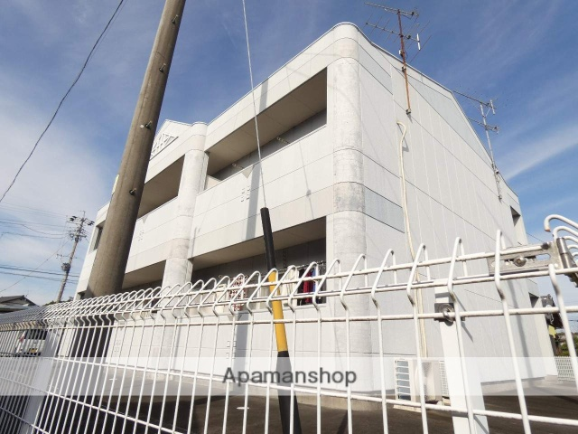 静岡県浜松市天竜区、二俣本町駅徒歩26分の築21年 2階建の賃貸アパート