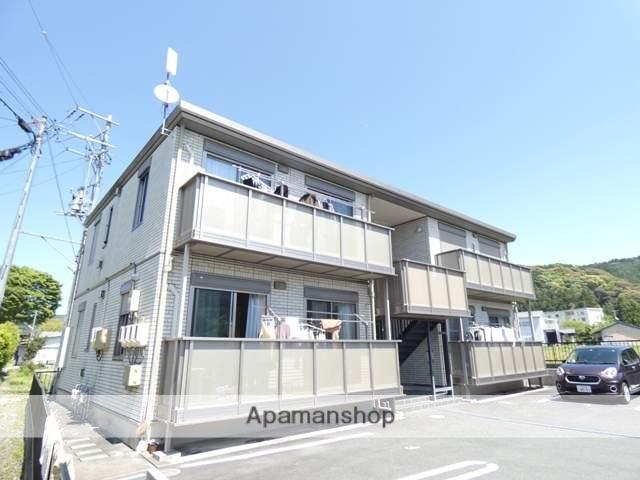 静岡県浜松市天竜区、天竜二俣駅徒歩24分の築4年 2階建の賃貸アパート
