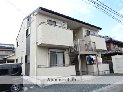 静岡県浜松市天竜区、上野部駅徒歩49分の築5年 2階建の賃貸アパート