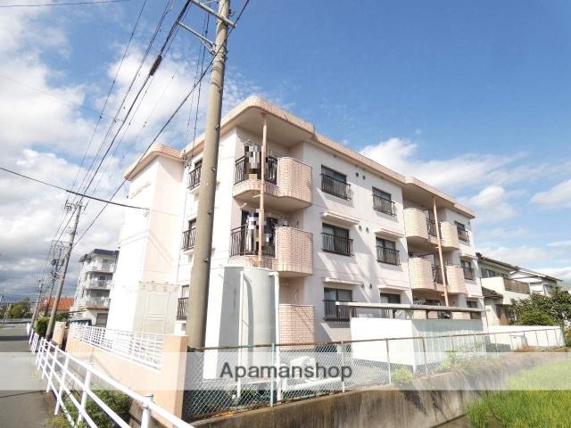 静岡県浜松市東区、浜松駅遠鉄バスバス30分西の山下車後徒歩2分の築28年 3階建の賃貸マンション