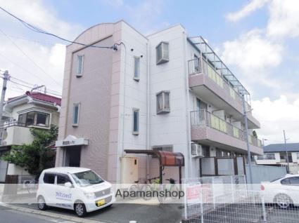 静岡県浜松市中区、浜松駅バス14分阿弥陀南下車後徒歩8分の築20年 3階建の賃貸マンション