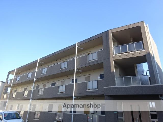 静岡県浜松市中区、浜松駅徒歩28分の築14年 3階建の賃貸マンション