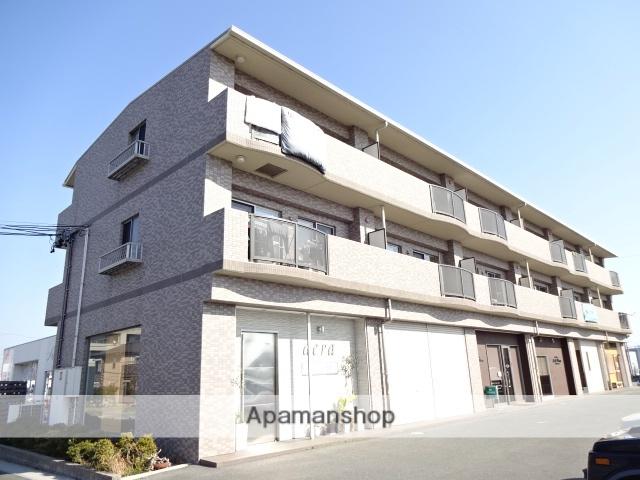 静岡県浜松市西区、浜松駅遠鉄バスバス35分つるが丘入り口下車後徒歩5分の築8年 3階建の賃貸マンション