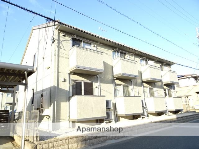 静岡県浜松市西区、浜松駅遠鉄バスバス30分つるが丘入口下車後徒歩10分の築4年 2階建の賃貸アパート