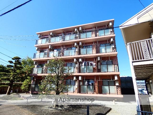 静岡県浜松市北区、常葉大学前駅徒歩53分の築23年 4階建の賃貸マンション