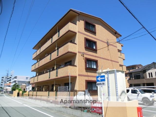 静岡県浜松市中区、浜松駅徒歩19分の築8年 4階建の賃貸マンション