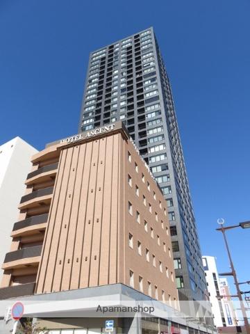静岡県浜松市中区、浜松駅徒歩2分の築5年 32階建の賃貸マンション