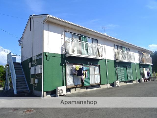 静岡県浜松市北区、岡地駅徒歩21分の築25年 2階建の賃貸アパート