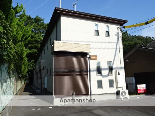 静岡県浜松市中区、浜松駅徒歩23分の築6年 2階建の賃貸アパート